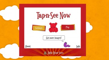 CVI iPad App: Tap-n-See Now